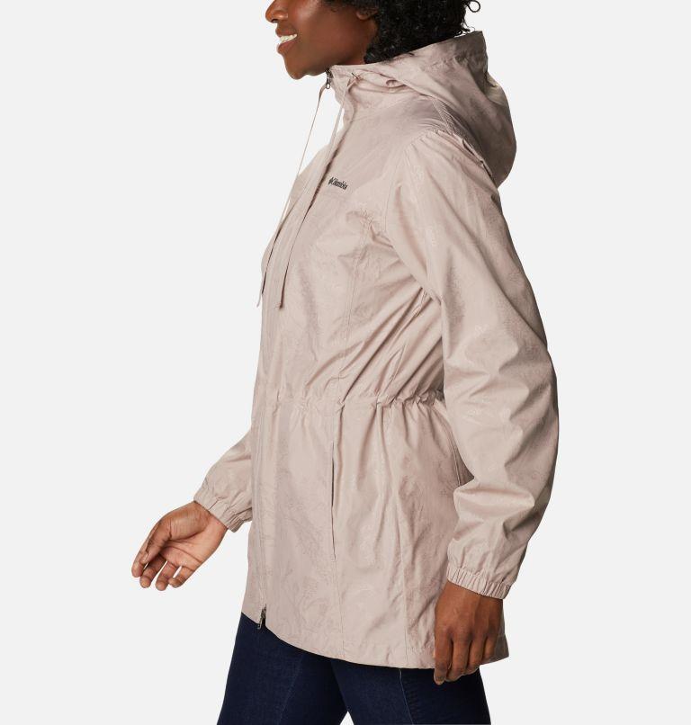 Auroras Wake™ III Mid Jacket   649   XL Women's Auroras Wake™ III Mid Jacket, Mauve Vapor Art Bouquet Emboss, a1