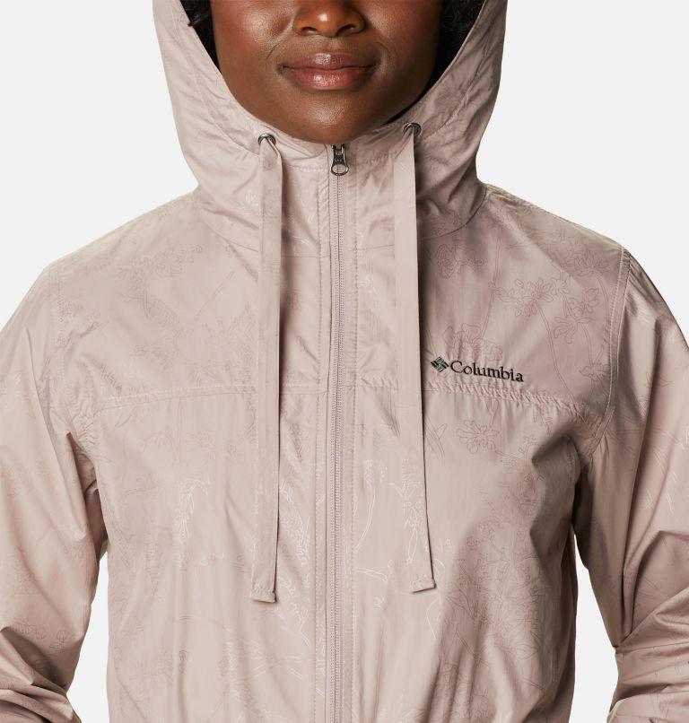 Auroras Wake™ III Mid Jacket   649   XL Women's Auroras Wake™ III Mid Jacket, Mauve Vapor Art Bouquet Emboss, a2
