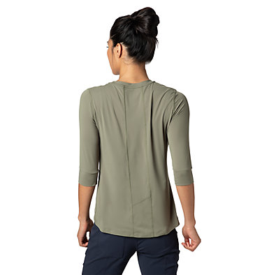 Women's Crater Lake™ 3/4 Crew Crater Lake™ 3/4 Crew | 333 | L, Light Army, back