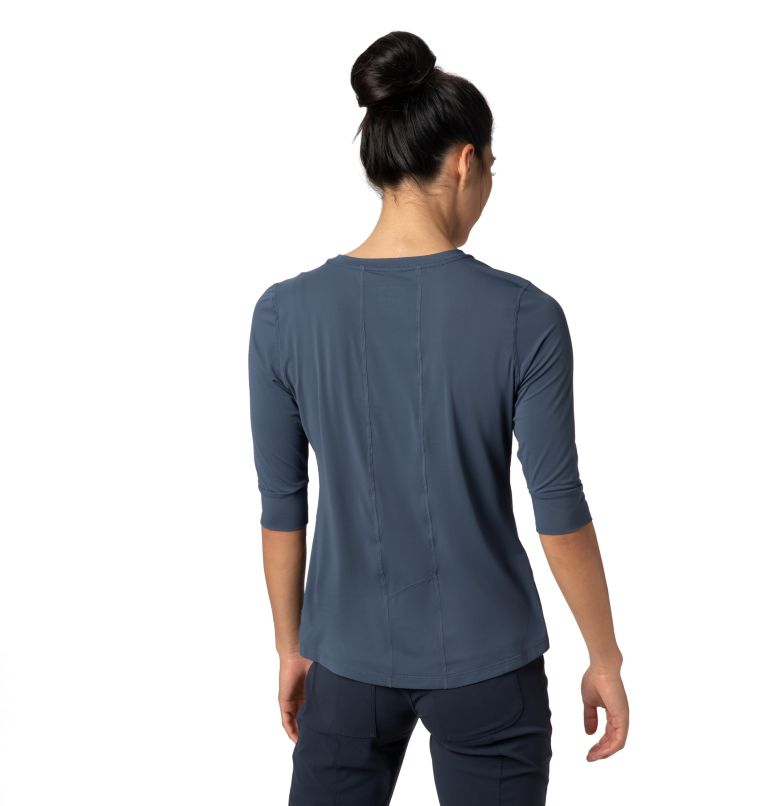 Women's Crater Lake™ 3/4 Crew Women's Crater Lake™ 3/4 Crew, back
