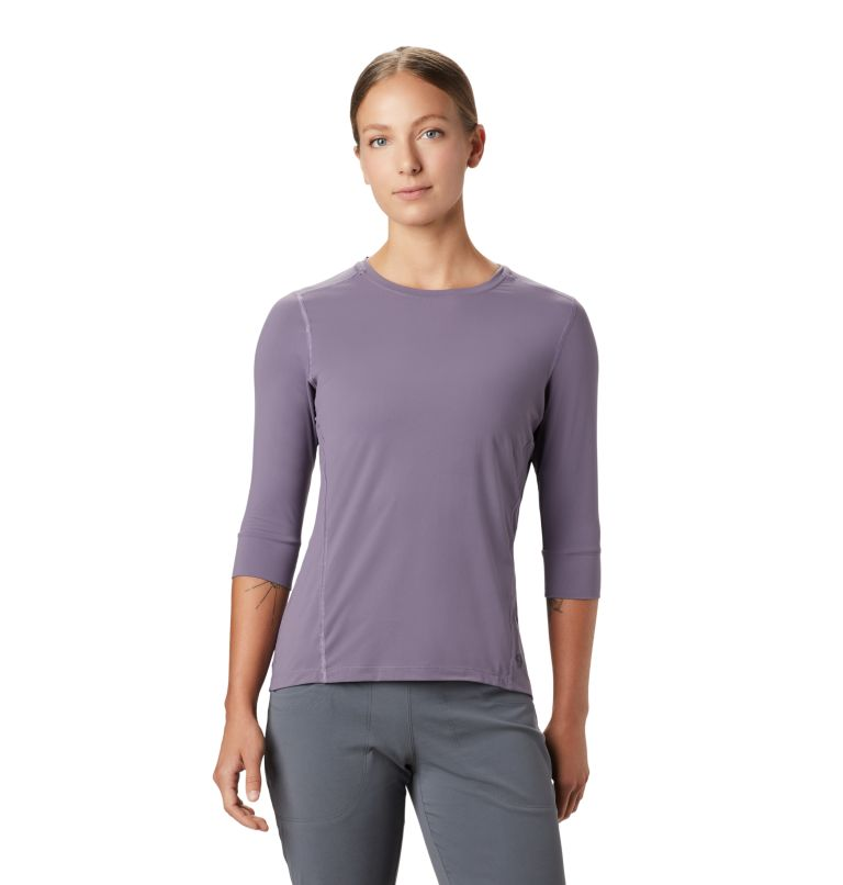 Women's Crater Lake™ 3/4 Crew Women's Crater Lake™ 3/4 Crew, a1