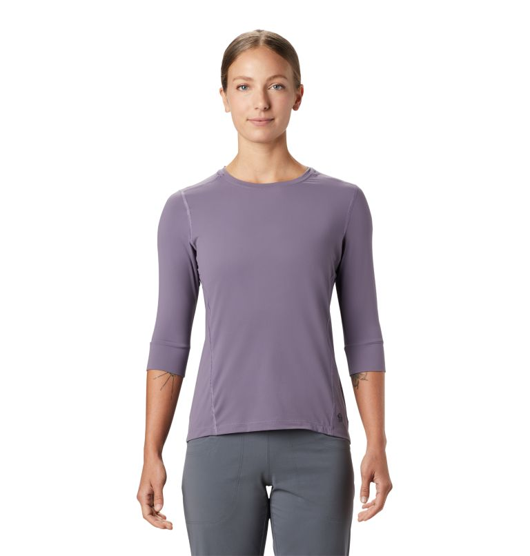 T-shirt ras-du-cou 3/4 Crater Lake™ Femme T-shirt ras-du-cou 3/4 Crater Lake™ Femme, front