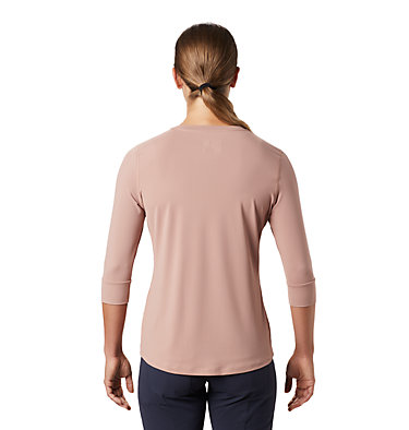 Women's Crater Lake™ 3/4 Crew Crater Lake™ 3/4 Crew | 333 | L, Smoky Quartz, back