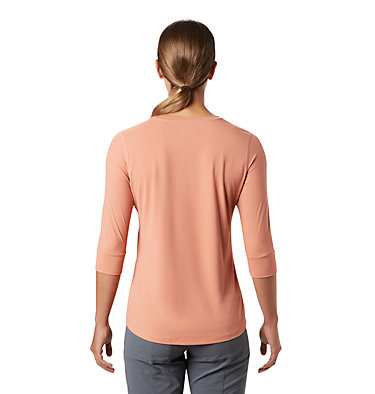 Women's Crater Lake™ 3/4 Crew Crater Lake™ 3/4 Crew | 333 | L, Washed Sun, back