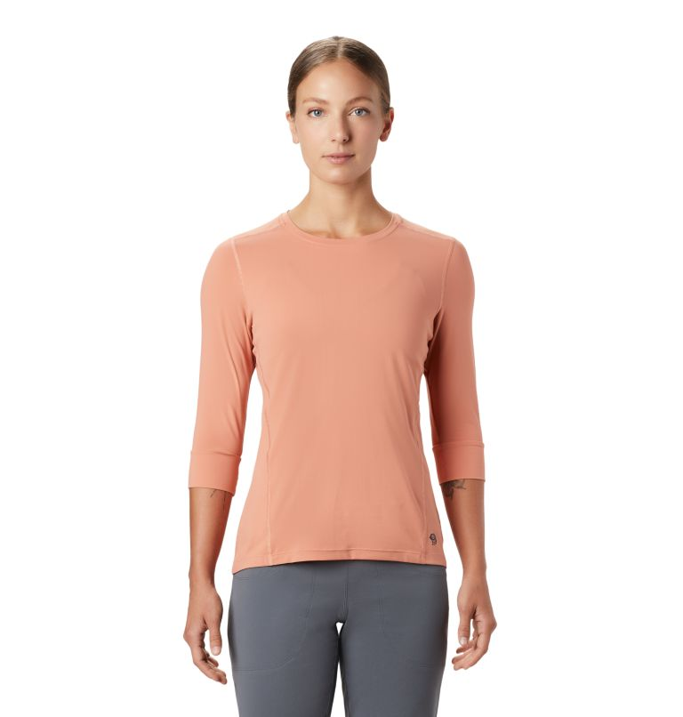 Women's Crater Lake™ 3/4 Crew Women's Crater Lake™ 3/4 Crew, front