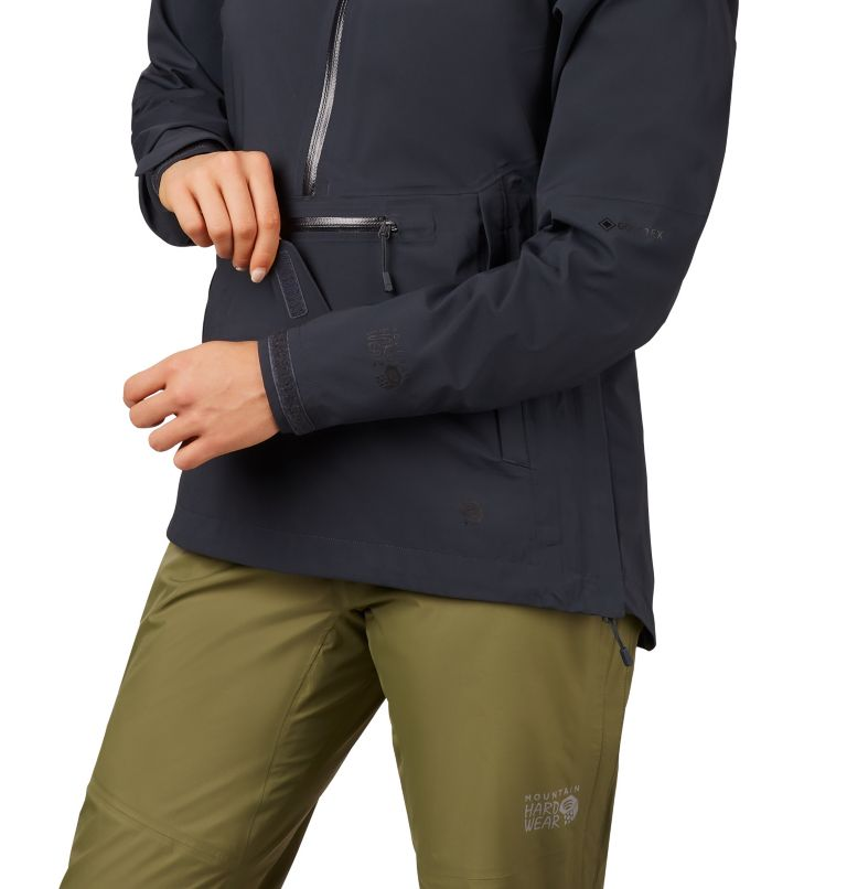 Women's Exposure/2™ Gore-Tex Paclite® Stretch Pullover Women's Exposure/2™ Gore-Tex Paclite® Stretch Pullover, a4