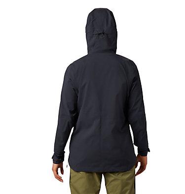 Women's Exposure/2™ Gore-Tex Paclite® Stretch Pullover Exposure/2™ Gore-Tex® Paclite    236   L, Dark Storm, back