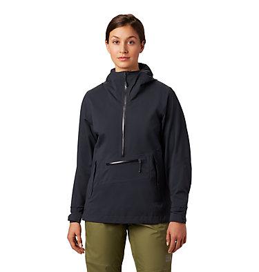 Women's Exposure/2™ Gore-Tex Paclite® Stretch Pullover Exposure/2™ Gore-Tex® Paclite    236   L, Dark Storm, front