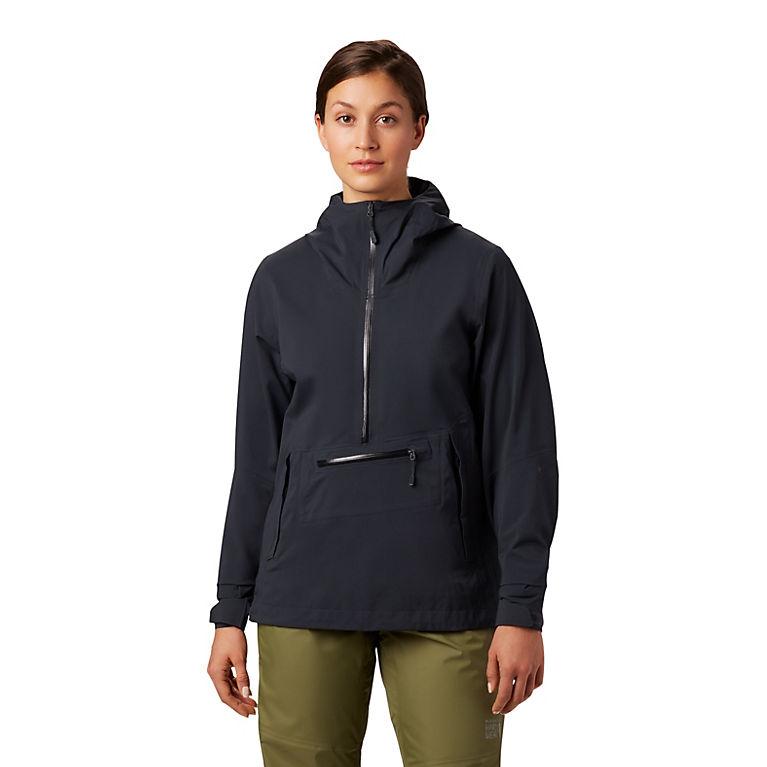 Mountain Hardwear Exposure 2 GTX Paclite Stretch Pullover Jacket Women's