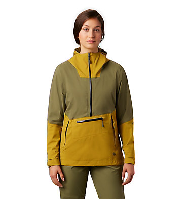 Women's Exposure/2™ Gore-Tex Paclite® Stretch Pullover Exposure/2™ Gore-Tex® Paclite    236   L, Dark Bolt, front