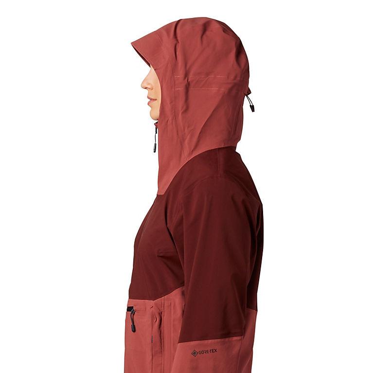 Paclite® Tex Women's Stretch Gore Exposure2™ Pullover QshtdCxr