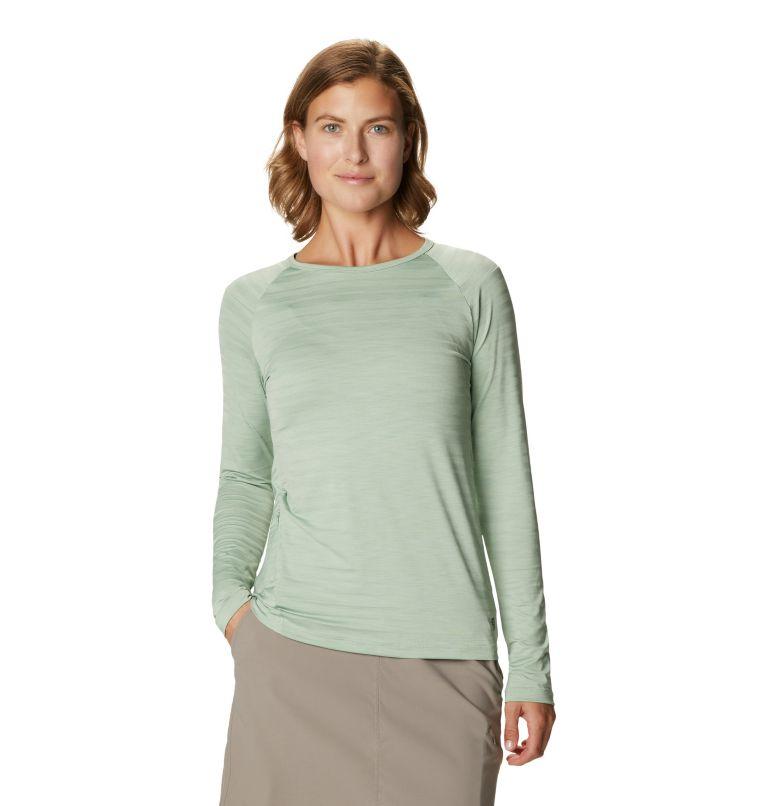 Women's Mighty Stripe™ Long Sleeve T-Shirt Women's Mighty Stripe™ Long Sleeve T-Shirt, front