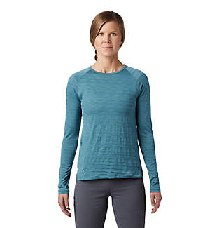 Women's Mighty Stripe™ Long Sleeve T-Shirt