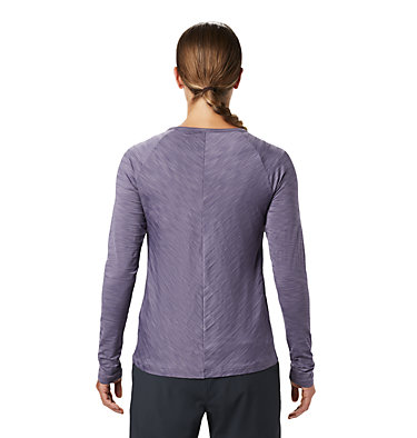 Women's Mighty Stripe™ Long Sleeve T-Shirt Mighty Stripe™ Long Sleeve T | 102 | L, Dusted Sky, back