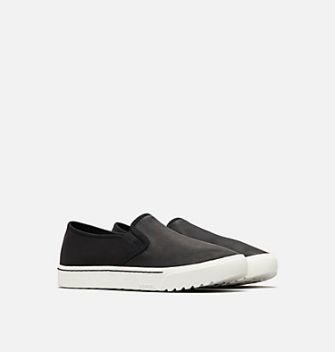 Women's Campsneak™ Slip-On CAMPSNEAK™ SLIP ON | 010 | 9, Black, 3/4 front