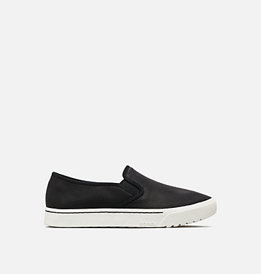 Women's Campsneak™ Slip-On Shoe CAMPSNEAK™ SLIP ON | 241 | 10, Black, front