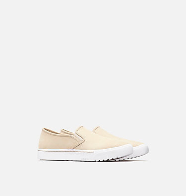 Women's Campsneak™ Slip-On Shoe CAMPSNEAK™ SLIP ON | 241 | 10, Oatmeal, 3/4 front