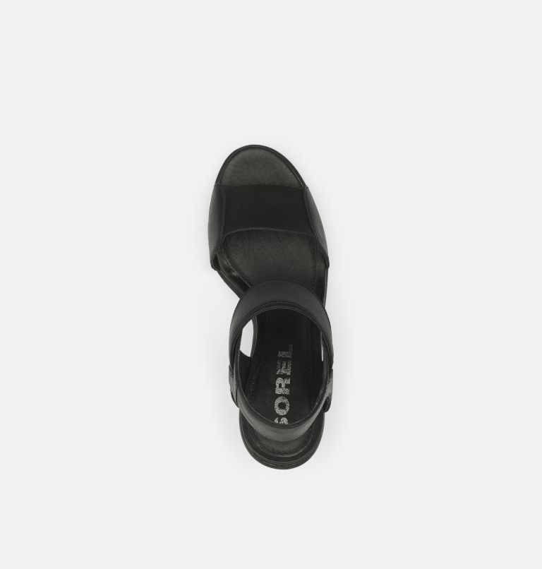 NADIA™ SANDAL | 010 | 5.5 Women's Nadia™ Sandal, Black, top