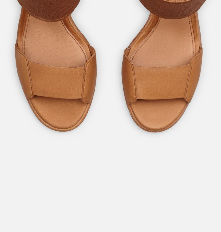 NADIA™ SANDAL | 224 | 7.5 Women's Nadia™ Sandal, Camel Brown, top