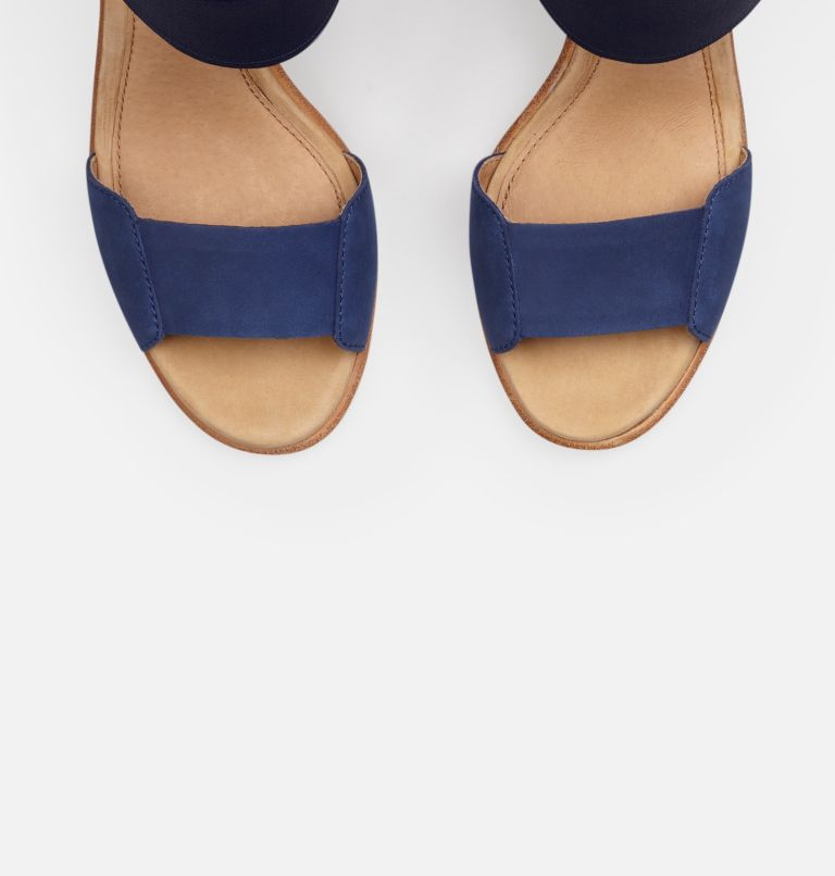 NADIA™ SANDAL | 415 | 8 Women's Nadia™ Sandal, Blue Shadow, top