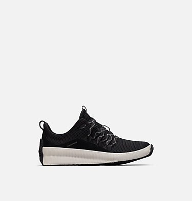 Women's Out 'N About™ Plus Sneaker OUT N ABOUT™ PLUS SNEAKER | 052 | 10.5, Black, front