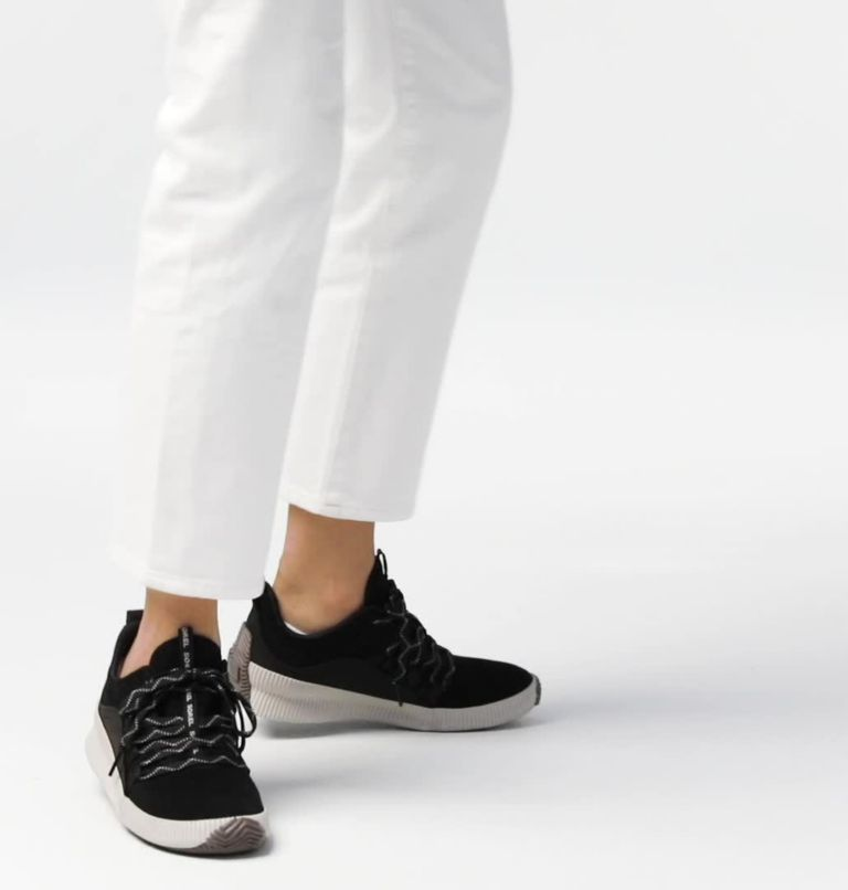 OUT N ABOUT™ PLUS SNEAKER | 010 | 5.5 Women's Out 'N About™ Plus Sneaker, Black, video