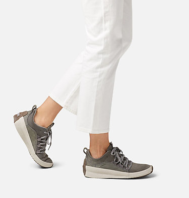Out 'N About™ Plus Sneaker für Damen OUT N ABOUT™ PLUS SNEAKER | 052 | 9.5, Quarry, video
