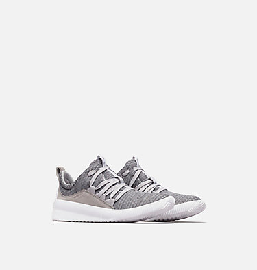Women's Out 'N About™ Plus Sneaker OUT N ABOUT™ PLUS SNEAKER | 052 | 10, Dove, 3/4 front