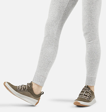 Women's Out 'N About™ Plus Sneaker OUT N ABOUT™ PLUS SNEAKER | 052 | 10.5, Sage, 3/4 front