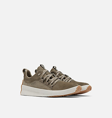 Women's Out 'N About™ Plus Sneaker OUT N ABOUT™ PLUS SNEAKER | 326 | 10, Sage, 3/4 front