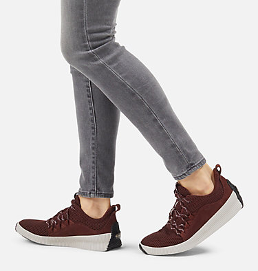 Women's Out 'N About™ Plus Sneaker OUT N ABOUT™ PLUS SNEAKER | 052 | 10.5, Redwood, video