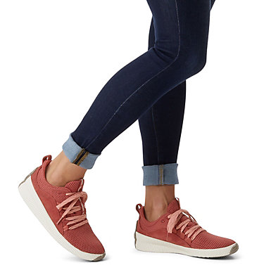 Women's Out 'N About™ Plus Sneaker OUT N ABOUT™ PLUS SNEAKER | 052 | 10, Dusty Crimson, video