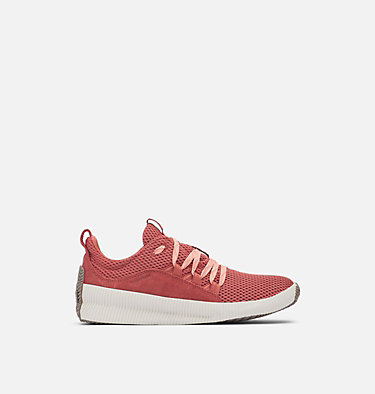 Women's Out 'N About™ Plus Sneaker OUT N ABOUT™ PLUS SNEAKER | 052 | 10, Dusty Crimson, front