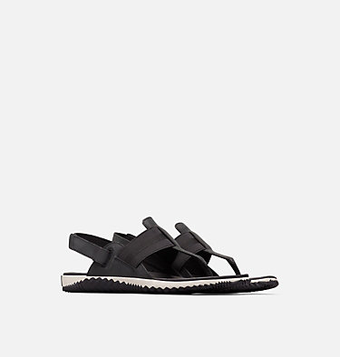 Out 'N About™ Plus Sandale für Damen OUT N ABOUT™ PLUS SANDAL | 010 | 5, Black, 3/4 front