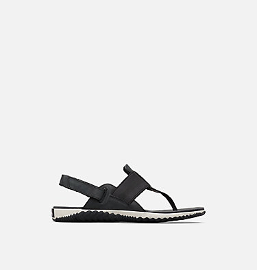 Sandalia Out 'N About™ Plus para mujer OUT N ABOUT™ PLUS SANDAL | 010 | 5, Black, front