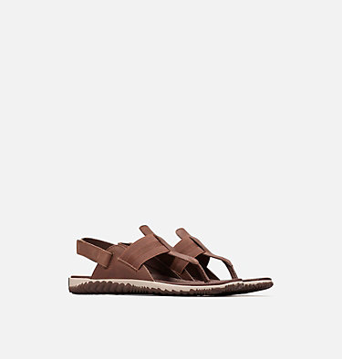 Out 'N About™ Plus Sandale für Damen OUT N ABOUT™ PLUS SANDAL | 010 | 5, Tobacco, 3/4 front