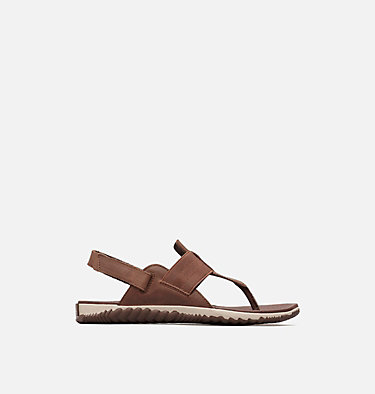 Sandalia Out 'N About™ Plus para mujer OUT N ABOUT™ PLUS SANDAL | 010 | 5, Tobacco, front