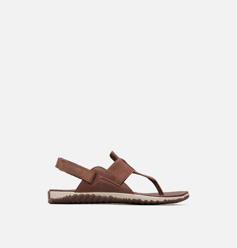 OUT N ABOUT™ PLUS SANDAL | 256 | 8.5 Sandalia Out 'N About™ Plus para mujer, Tobacco, front