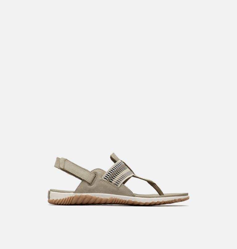 OUT N ABOUT™ PLUS SANDAL | 365 | 7 Women's Out 'N About™ Plus Sandal, Sage, front