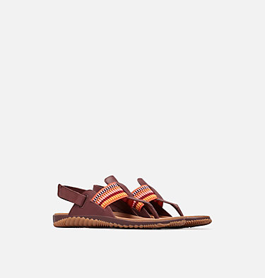 Sandalia Out 'N About™ Plus para mujer OUT N ABOUT™ PLUS SANDAL | 010 | 5, Elderberry, 3/4 front
