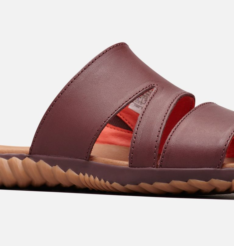 OUT N ABOUT™ PLUS SLIDE | 521 | 6 Women's Out 'N About™ Plus Slide, Elderberry, a1
