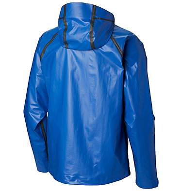 Men's OutDry™ Ex Blitz™ Jacket OutDry Ex™ Blitz™ Jacket | 464 | L, Azul, back