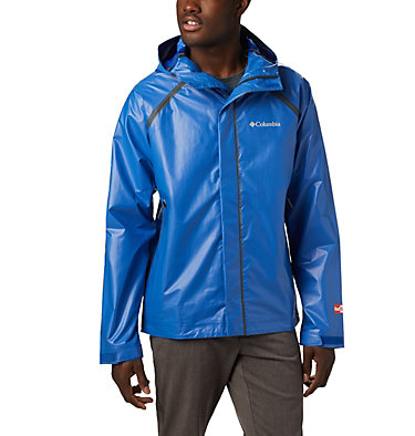 Men's OutDry™ Ex Blitz™ Jacket OutDry Ex™ Blitz™ Jacket | 464 | L, Azul, front