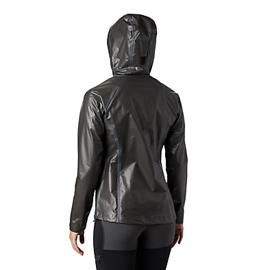 Women's OutDry Ex Blitz Rain Jacket OutDry Ex™ Blitz™ Jacket | 594 | L, Black, back