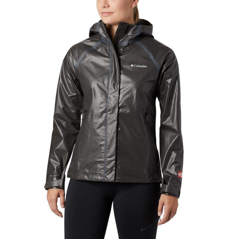 OutDry Ex™ Blitz™ Jacket | 010 | L Women's OutDry™ Ex Blitz Rain Jacket, Black, front