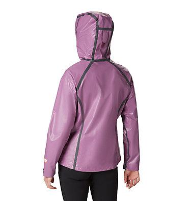 Women's OutDry Ex Blitz Rain Jacket OutDry Ex™ Blitz™ Jacket | 594 | L, Wild Iris, back