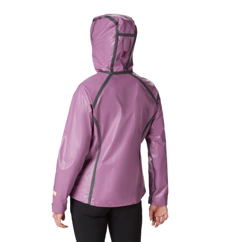 Women's OutDry Ex Blitz Rain Jacket Women's OutDry Ex Blitz Rain Jacket, back