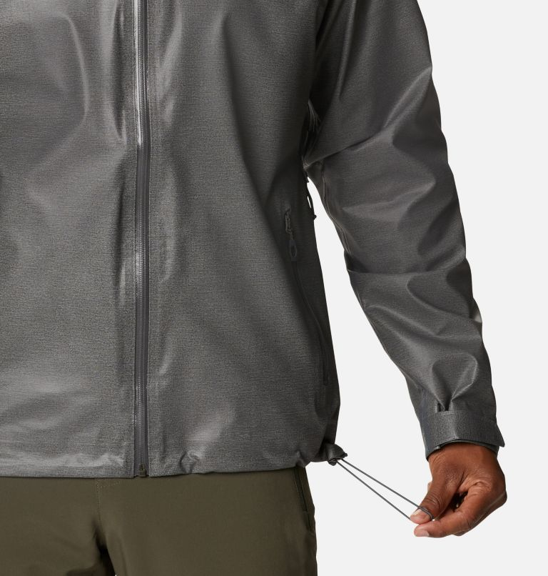 OutDry Ex™ Reign™ Jacket | 030 | S Men's OutDry™ Ex Reign Jacket, Charcoal Heather, a6