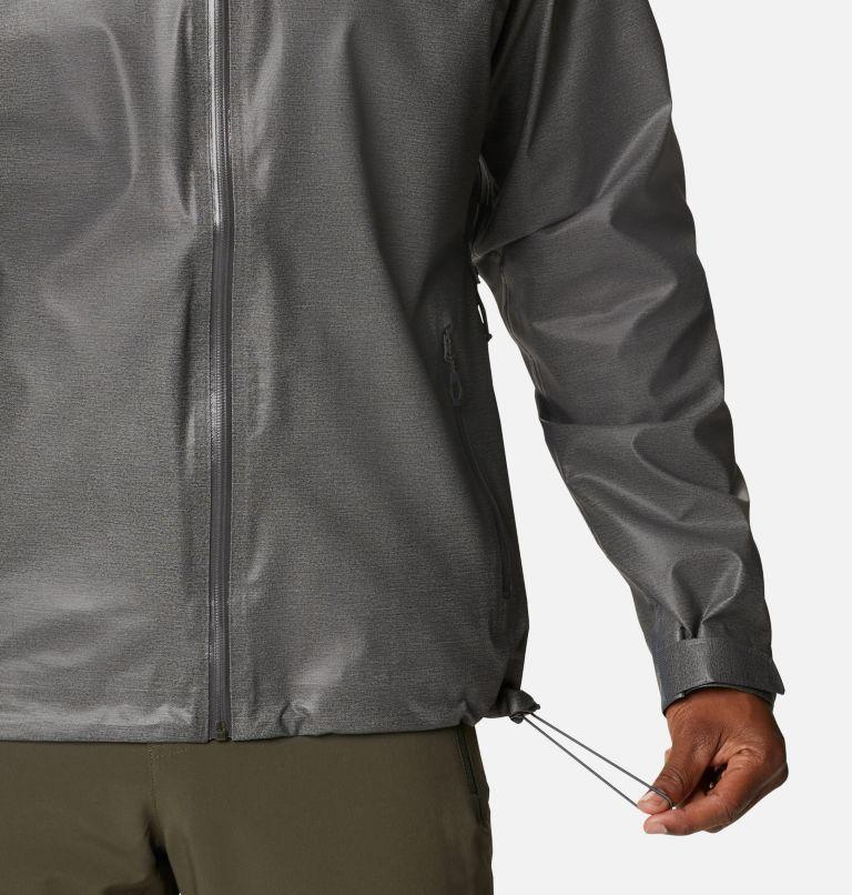 OutDry Ex™ Reign™ Jacket | 030 | XL Men's OutDry™ Ex Reign Jacket, Charcoal Heather, a6