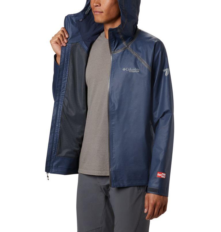 OutDry Ex™ Reign™ Jacket | 464 | XL Men's OutDry™ Ex Reign Jacket, Collegiate Navy Heather, a3